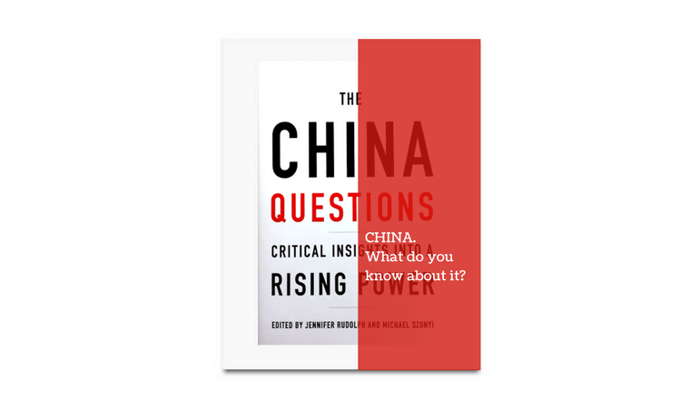 Book Review, The China Questions by Jennifer Rudolf and Michael Szonyi